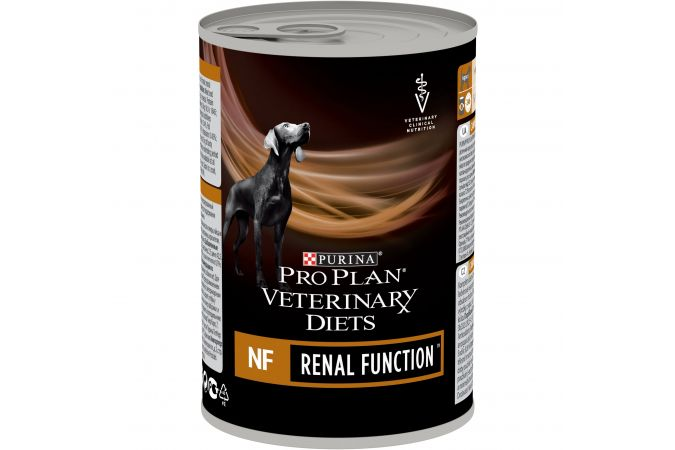 Влажный корм Purina Pro Plan Veterinary Diets NF корм для собак при патологии почек, консерва, 400 г